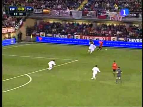 El Chile de Marcelo Bielsa : pressing contra España