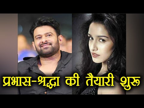 Thumbnail: Shraddha Kapoor CONFIRMS working with Prabhas in Saaho | FilmiBeat