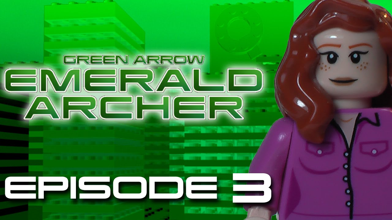 Original cut lego green arrow series emerald archer - Archer episodes youtube ...