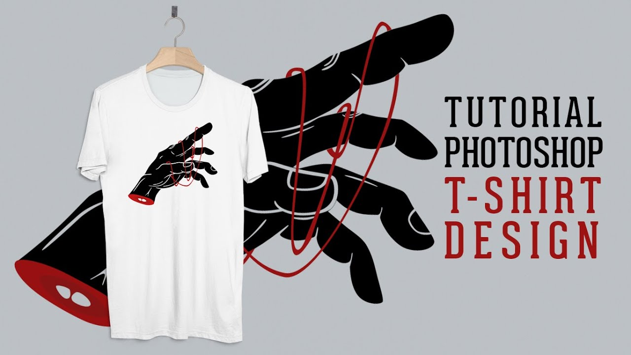 Design t shirt picture - T Shirt Design Photoshop Cc