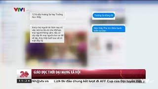 TIÊU ĐIỂM: Nghề giáo với áp lực truyền thông   VTV24