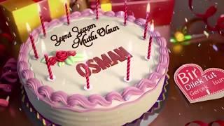 İyi ki doğdun OSMAN - İsme Özel Doğum Günü Şarkısı