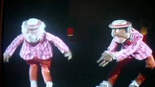 "The Muppets ""Old Balcony Theatre Men Tap Dancing""  hehehe : ) : )) : )))"