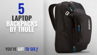 Top 10 Thule Laptop Backpacks [2018]: Thule Crossover 32L Backpack - Black