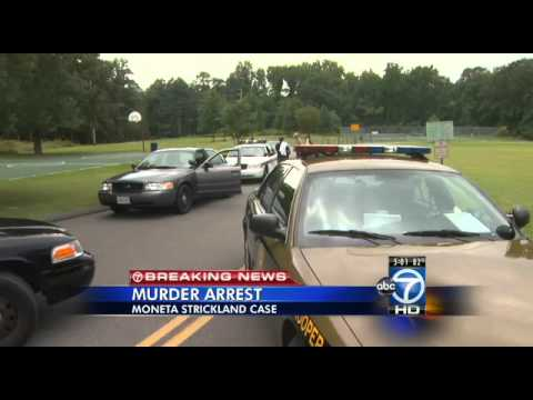John Quade arrested for killing Moneta Strickland, police say