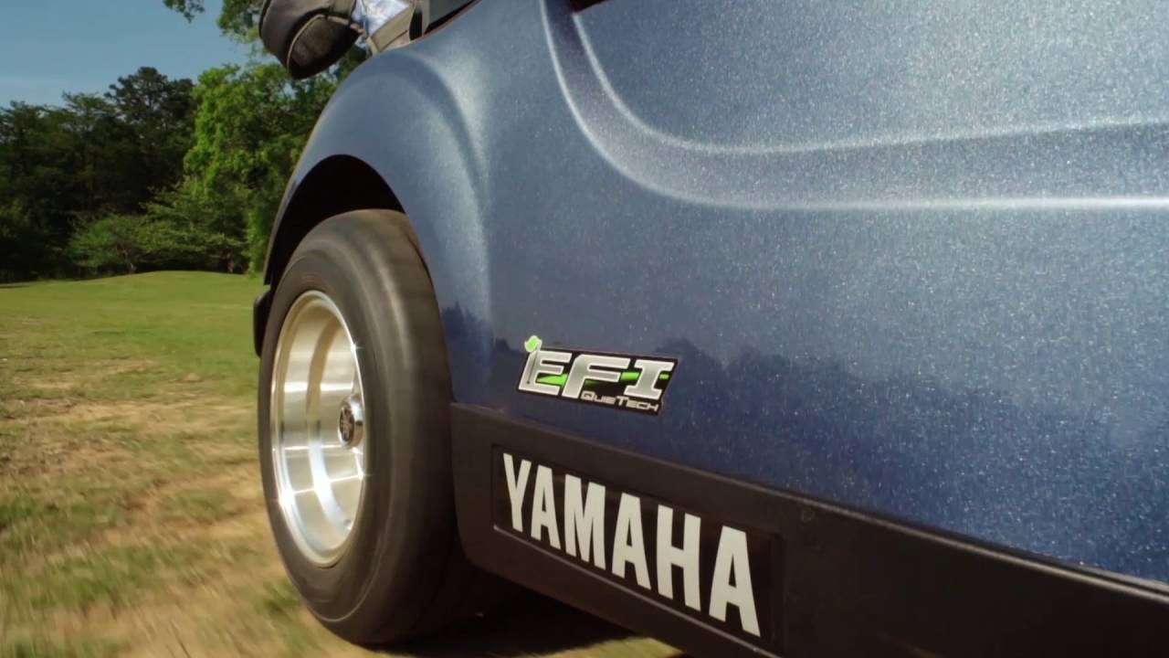 EFI Electronic Fuel Injection - Yamaha Golf Car