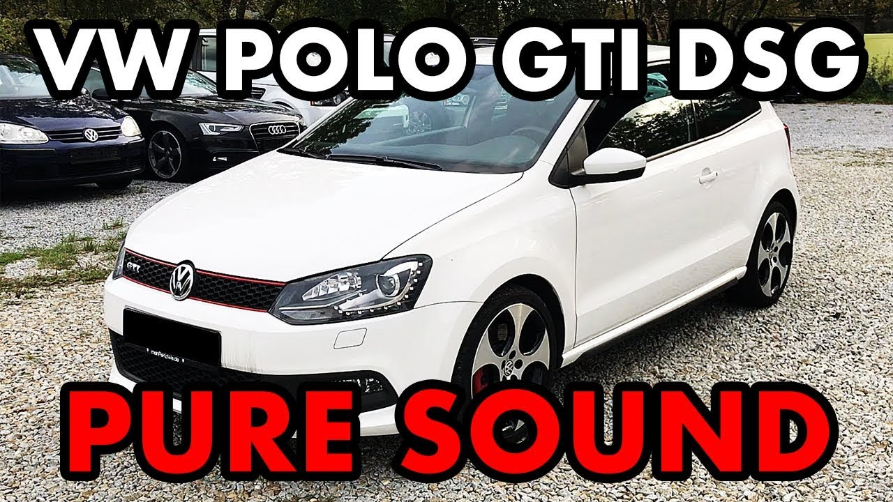 2014 vw polo gti 1 4 tsi dsg sound v 6r 6c. Black Bedroom Furniture Sets. Home Design Ideas