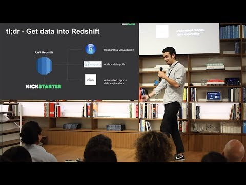 Look & Tell NYC: Kickstarter on Data-Driven Culture