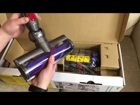 dyson v10 cyclone cordless 2018 unboxing review youtube. Black Bedroom Furniture Sets. Home Design Ideas