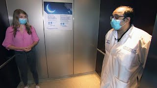 How to Protect Yourself From COVID-19 in an Elevator