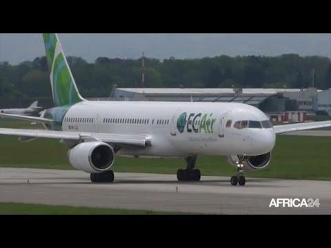Congo, ECAir émet un emprunt obligataire