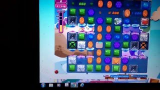 Candy crush level 1633