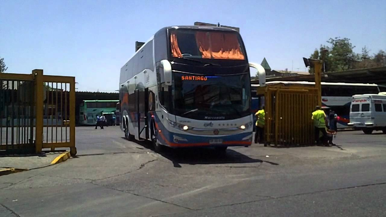 Marcopolo Paradiso 1800 Dd G7 Scania Eme Bus Youtube