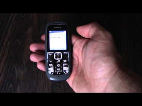 How To Restore A Nokia 1616-2 Cell Phone To Factory Settings