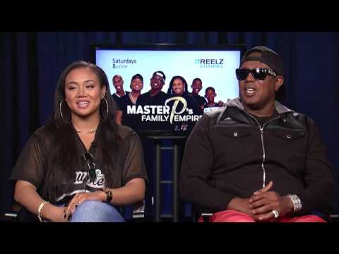 Connect With Conn: Master P & Cymphonique- Family Empire on Reelz