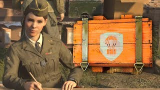 HUGE COD WWII UPDATE! New Supply Drops, New Event SOON, Weapon Unlock Changes and much more!