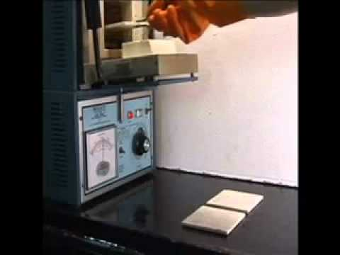 Conductive glas selfmade DIY Solar cell transparent electrode ITO SnO2 tinoxide semiconductor