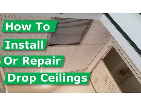 how-to-install-suspended-ceilings-(drop-ceiling)-avoid-errors