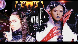 Repeat youtube video Grimes ft. Janelle Monáe - Venus Fly (Official Video)