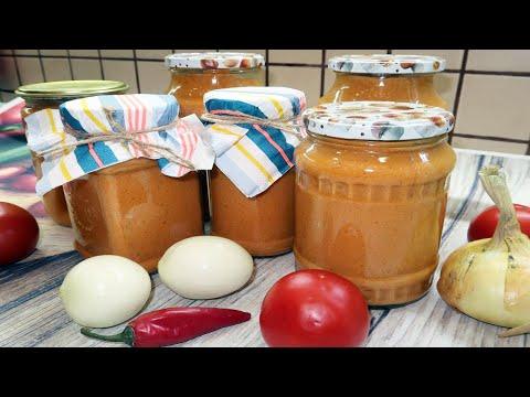 Кабачковая икра с майонезом на зиму. Рецепт кабачковой икры с майонезом и томатной пастой