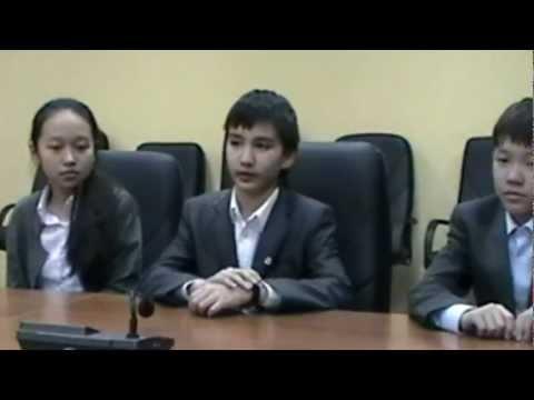Teachanywhere visits Nazarbayev Intellectual School in Astana, Kazakhstan