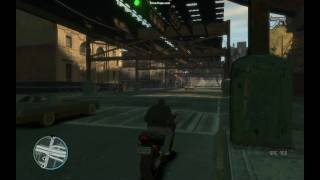 GTA 4  PC Gameplay in HD @ Reorx