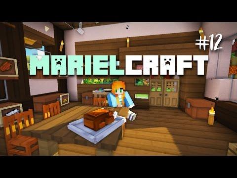 "MarielCraft | Ep.12: ""Thanksgiving decoration fail"" | (Minecraft Mods)"