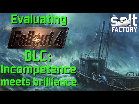 Evaluating Fallout 4's DLC- Incompetence meets brilliance