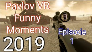 Shooting the shots in T Town (Pavlov VR TTT Funny Moments) - Episode 1