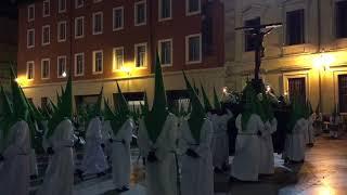 Llegada de 7Palabras a Plaza de La Seo Zaragoza 2018
