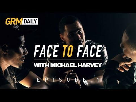 Face To Face With Michael Harvey | Bushkin x Maxwell D [GRM Daily]