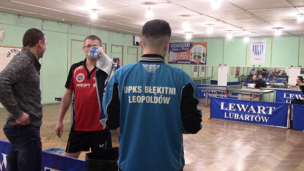 MKS Lewart Lubartów vs Błękitni ARGA Leopoldów (16/17, X kolejka, 2/5)