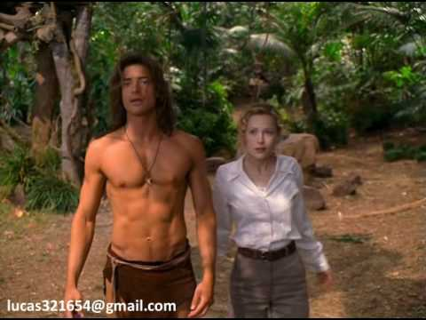 The New Legend Of Tarzan Gay Porn Parody Is A Jungle