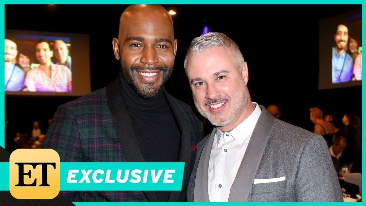 Watch Queer Eye Star Karamo Brown Propose To Boyfriend Ian Jordan