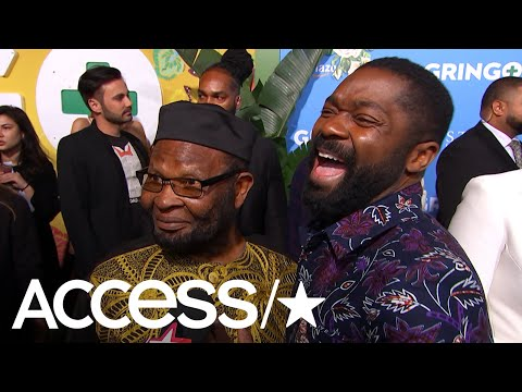 David Oyelowo Tells His Father His 'Gringo' Character Is Based On Him | Access