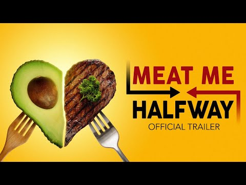 Meat Me Halfway (2021)   Official Trailer