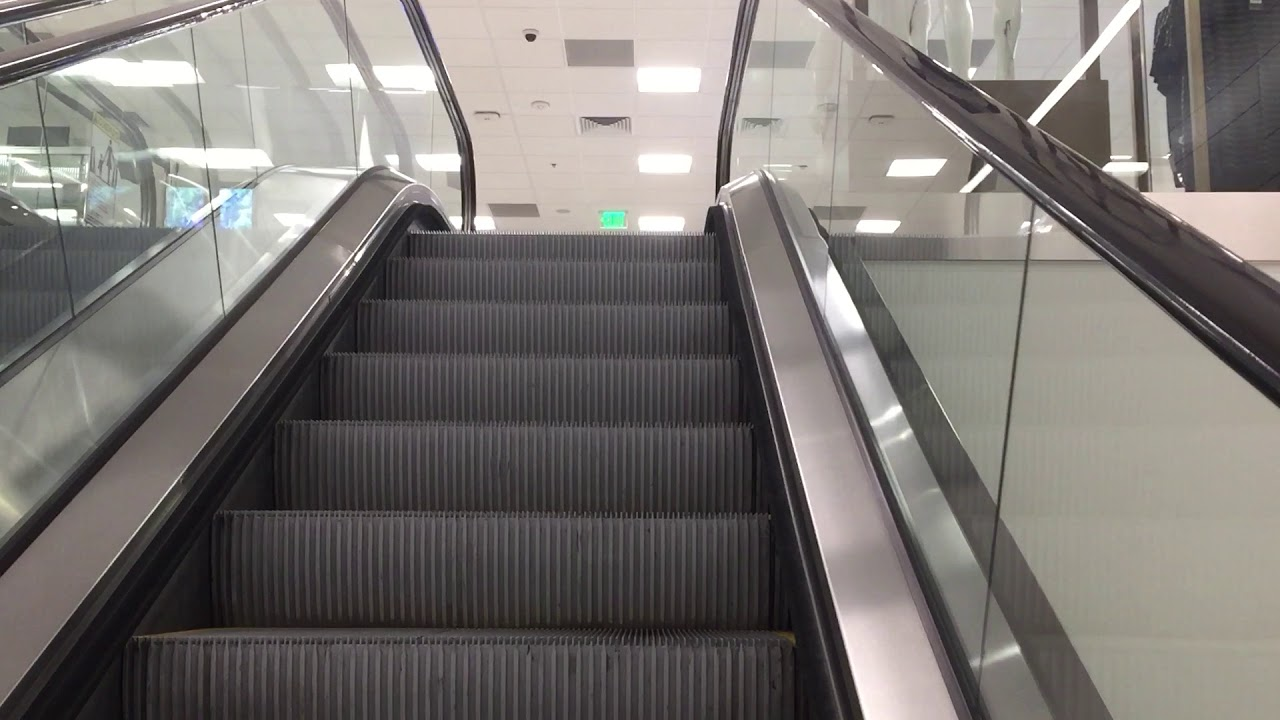 schindler escalators at macy s men in fashion show mall in las vegas rh youtube com schindler escalator maintenance manual schindler escalator maintenance manual