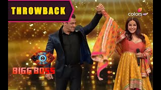 Bigg Boss | बिग बॉस | The Couple That Entertained The Most - SidNaaz | Throwback