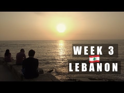 🌲 LEBANON | WEEK 3 (BONUS VIDEO) 🌲