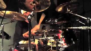 "Drum cover - The Doobie Brothers - ""China Grove"""