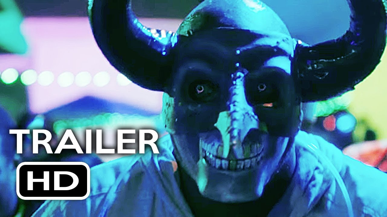 The First Purge 2018 Movie Wallpapers: The First Purge Official Trailer #1 (2018) The Purge
