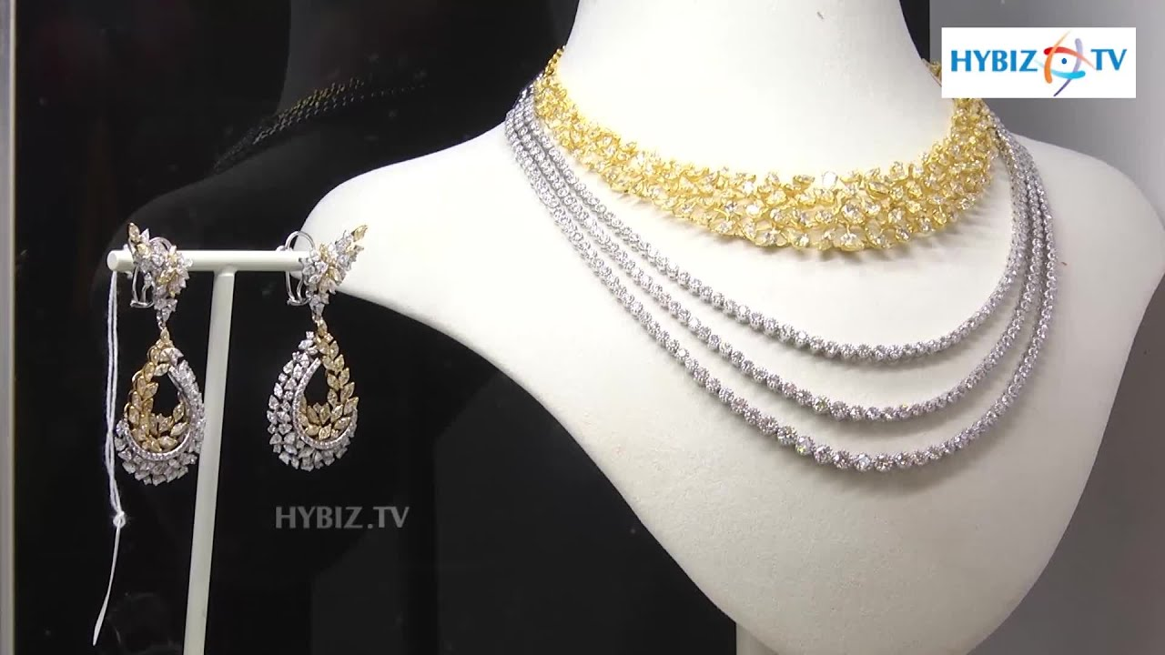 Wedding Jewellery Designs Latest by DIVA Jewels hybiz YouTube