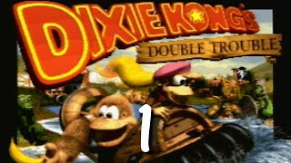 Donkey Kong Country 3 - 103% - Part 1
