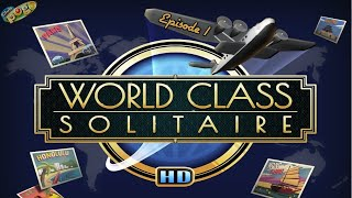 Pogo Games ~ World Class Solitaire HD