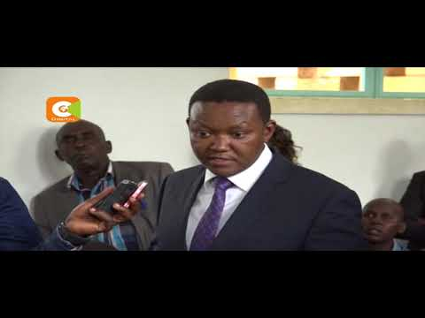 Gov  Mutua lawyers withdraw from case challenging his election