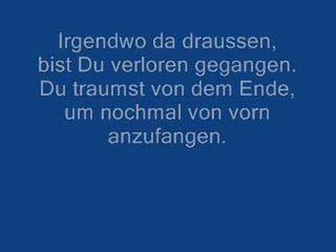 Tokio Hotel-Spring Nicht-Karaoke Version