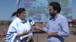 Maria Ponce De Leon organización Marcha a Arbolito