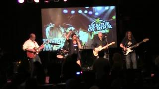 Karma is Kool All Right Now cover, Missy Fleurry, Steve Doggett, Guy Morin, Dan, David