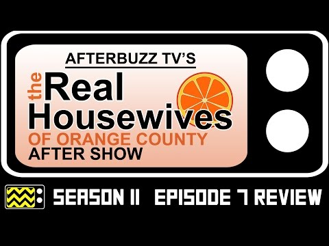 Real Housewives of Orange County Season 11 Episode 7 Review & After Show | AfterBuzz TV