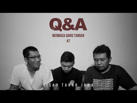 Live Q&A Membaca Garis Tangan #7